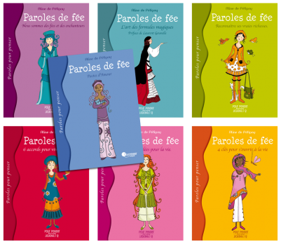 "Collection ""Paroles de fée"""